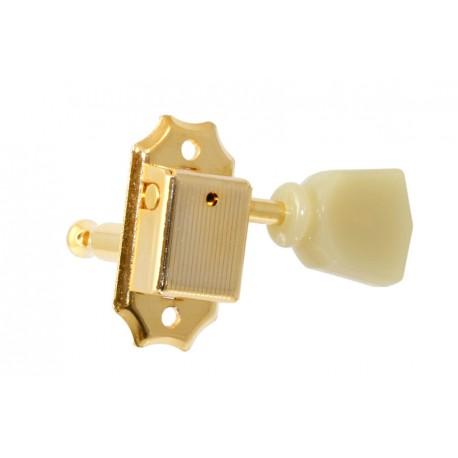 Allparts 3x3 Vintage Gold Economy Keys