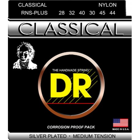 DR Strings RNS Medium Tension