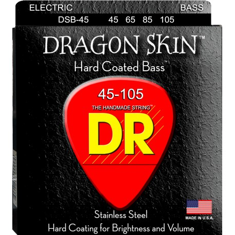 DR Strings DSB-45 Medium