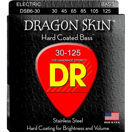 DR Strings DSB6-30 Medium 6's