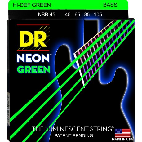 DR Strings NGB-45 Medium