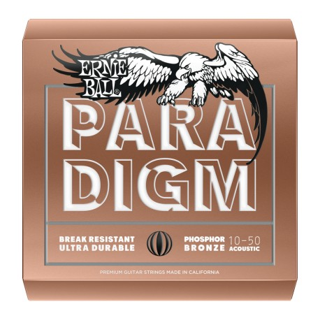 Ernie Ball Paradigm Acoustic Extra Light Phosphor Bronze