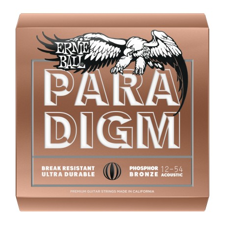 Ernie Ball Paradigm Acoustic Medium Light Phosphor Bronze