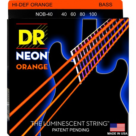 DR Strings NOB-40 Lite