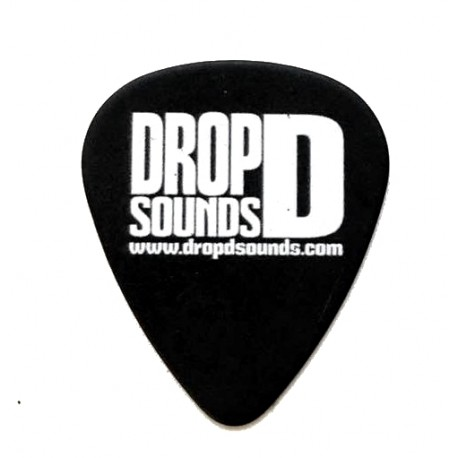 Drop-D Sounds Tortex Pitch Black medikad