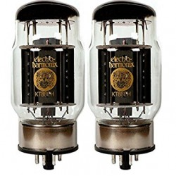 Electro Harmonix KT88 Matched Pair