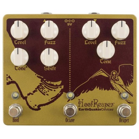 Earthquaker Devices Hoofreaper V2