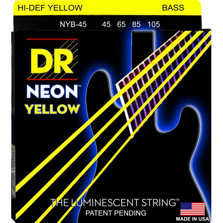 DR Strings NYB-45 Medium