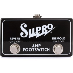 Supro Dual Footswitch