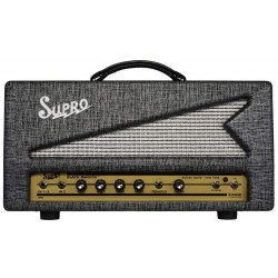 Supro Black Magick Head
