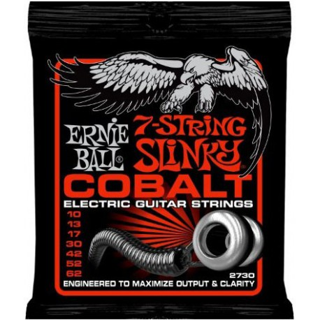 Ernie Ball Cobalt 7-String Skinny Top Heavy Bottom