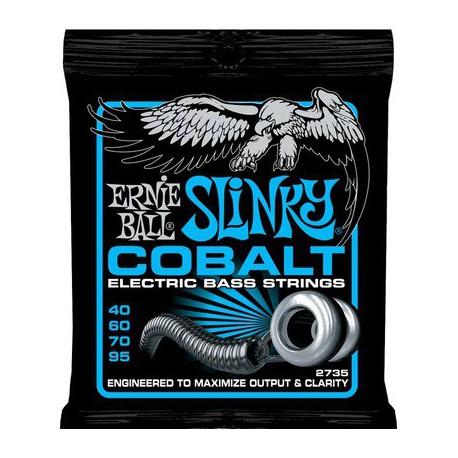 Ernie Ball Cobalt Bass Extra Slinky