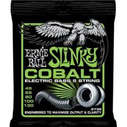 Ernie Ball Cobalt Bass 5-String Slinky