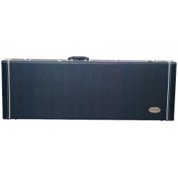 RockCase Standard Hardshell Case Electric Black