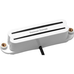 Seymour Duncan SHR-1B Hot Rails Strat Bridge White