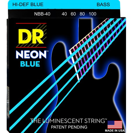 DR Strings NBB-40 Lite