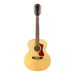 Guild F-2512E Maple Jumbo 12-String Natural