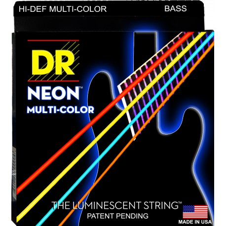 DR Strings MCB-45 Medium