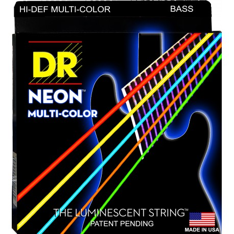 DR Strings MCB5-45 Medium 5 String
