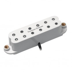 Seymour Duncan SCR-1N Strat Cool Rails Neck Black