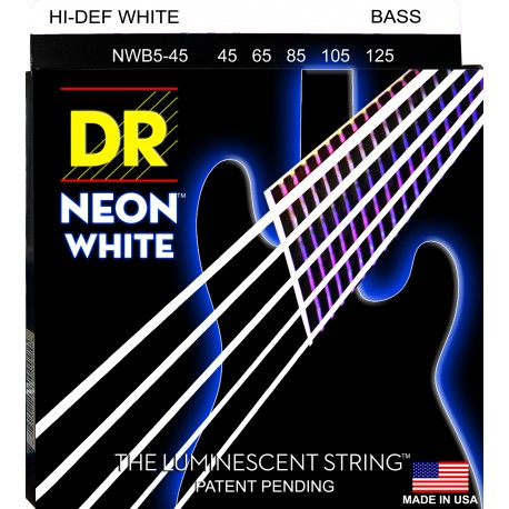 DR Strings NWB5-45 Medium 5 String