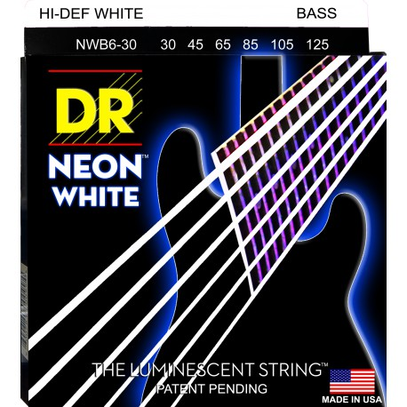 DR Strings NWB6-30 Medium 6 String