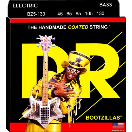 DR Strings BZ5-130 Medium 5's