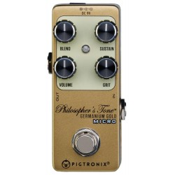 Philosophers Tone Germanium Gold Micro