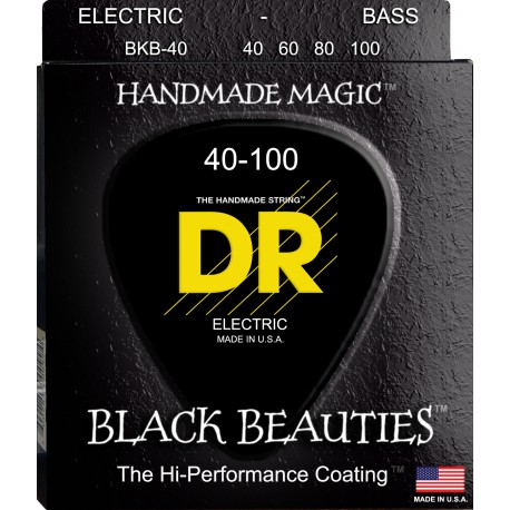 DR Strings BKB-40 Lite