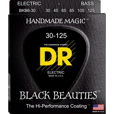 DR Strings BKB6-30 Medium 6's