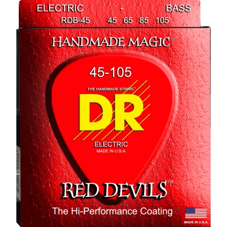 DR Strings RDB-45 Medium