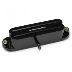Seymour Duncan SHR-1B Hot Rails Strat Bridge Black