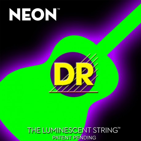 DR Strings NGA-12 Medium