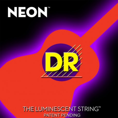 DR Strings NOA-11 Medium-Light