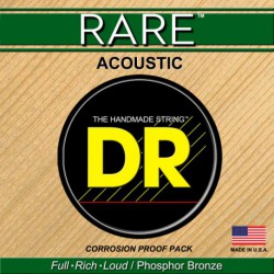 DR Strings Rare RPM12 Medium