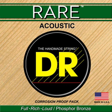 DR Strings Rare RPL10/12 12 String
