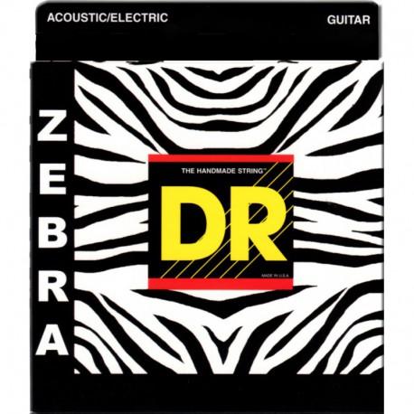 DR Strings Zebra ZAE-11 Lite - Medium