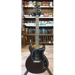 Gibson Les Paul Junior Tribute DC 2019 Worn Ebony