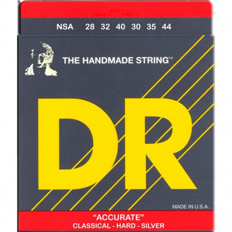 DR Strings NSA Hard Tension