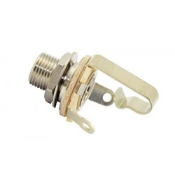 Allparts Switchcraft Long Thread Input Jack