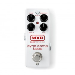 MXR M282 Bass Dyna Comp Mini