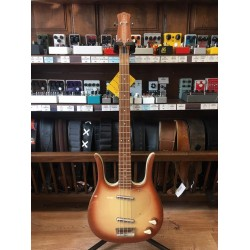 Danelectro 58 Longhorn Bass Copper Burst
