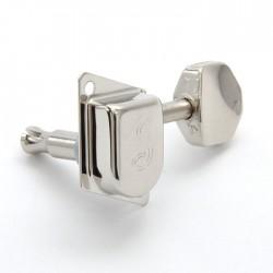 Schaller Original F-Series 70's 6-Left Nickel