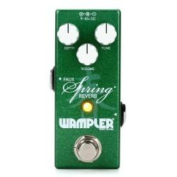 Wampler Mini Faux Spring Reverb
