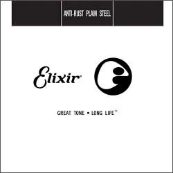 Elixir Anti-Rust Plain Steel Strings
