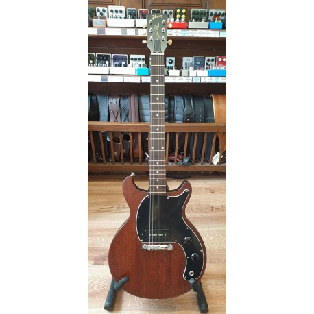 Gibson Les Paul Junior Tribute DC 2019 Worn Brown