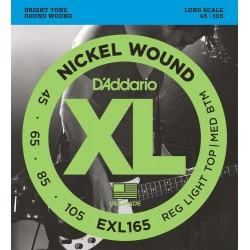 Daddario EXL165 Bass