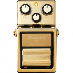 Ibanez TS9 Gold Limited Edition