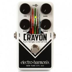 Electro Harmonix Crayon Overdrive 69