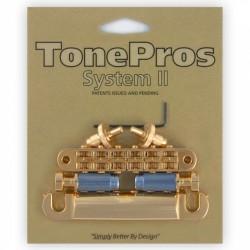 Tonepros LPM04 Bridge and Tailpiece Set Gold